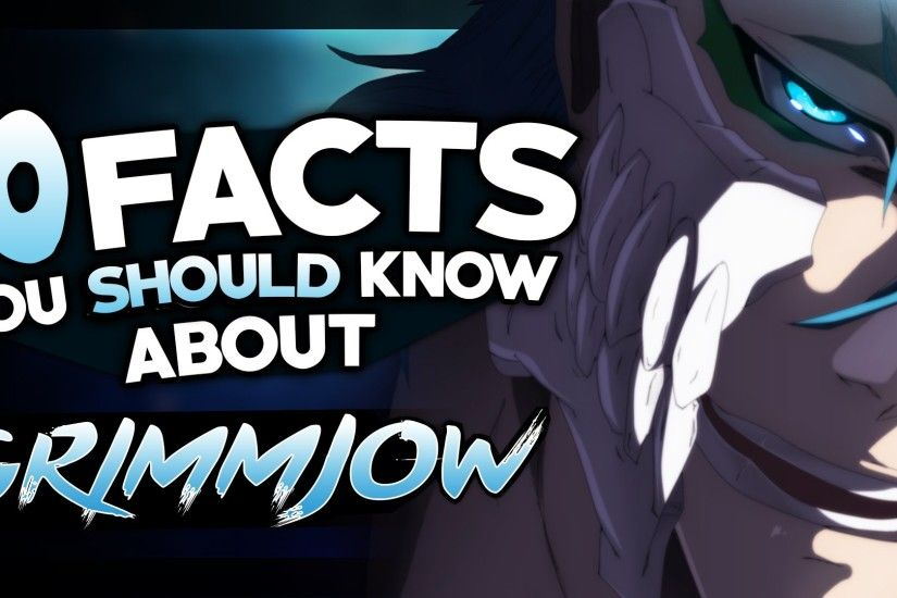 10 Facts About Grimmjow Jaegerjaquez You Probably Should Know! | Bleach