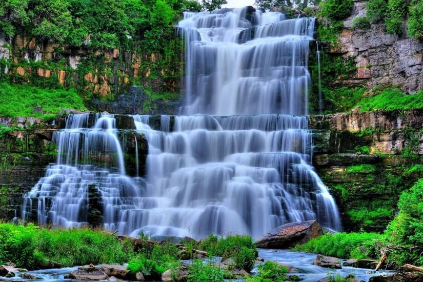 Waterfall Wallpapers - Full HD wallpaper search