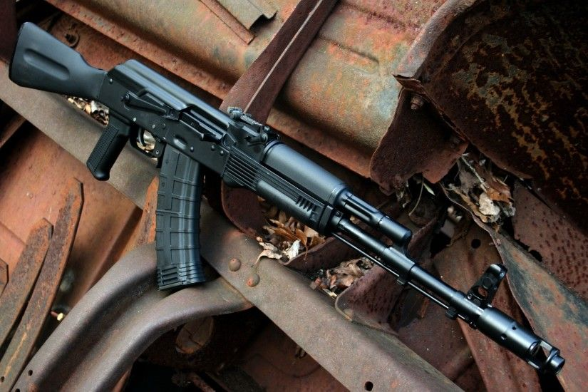 2560x1600 px Images for Desktop: ak 47 rifle picture by Bronson Bush for :  pocketfullofgrace