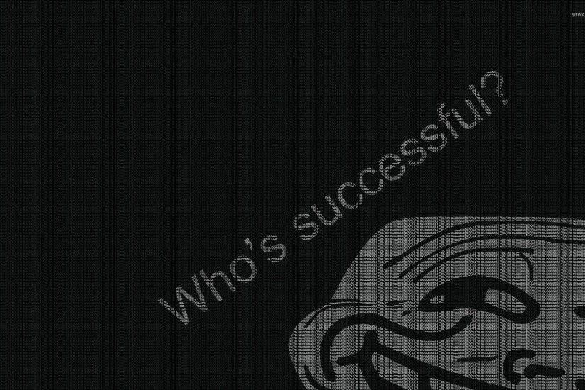 Successful Troll wallpaper