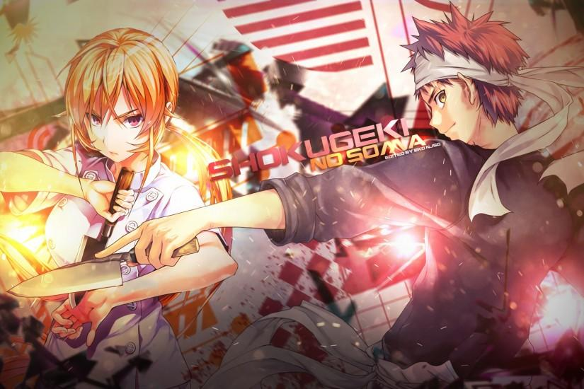 free download shokugeki no soma wallpaper 1920x1080