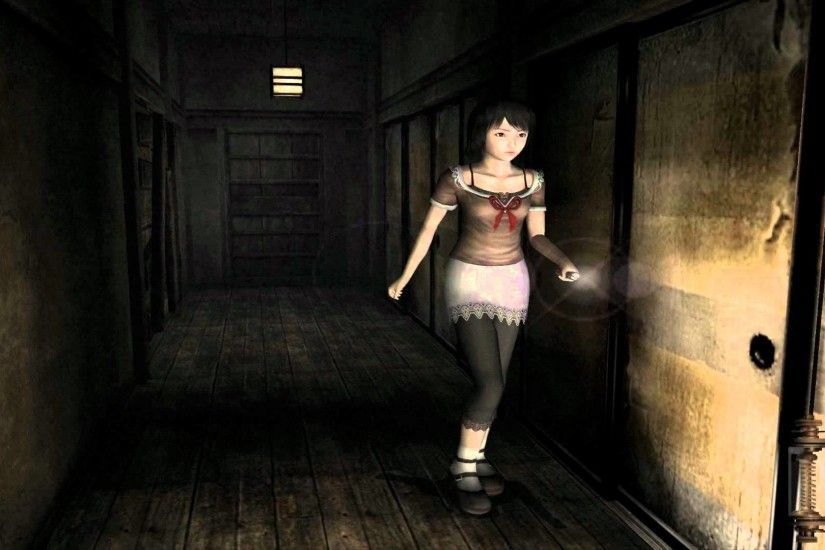 Fatal Frame 2 - Crimson Butterfly 1080p running on PCSX2 0.9.9 SVN - YouTube