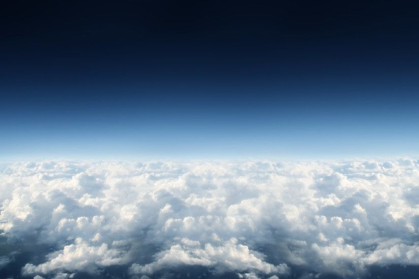 Earth - Cloud Sky Heaven Earth Wallpaper