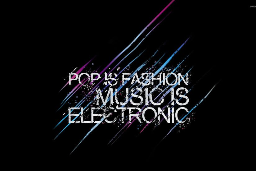 Pop is fashion wallpaper