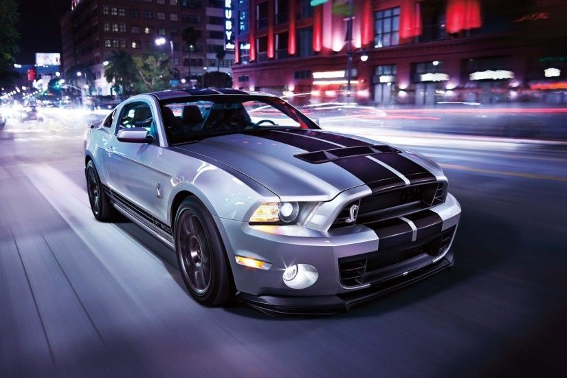 HD Wallpapers Ford Mustang