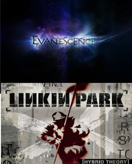 Evanescence vs. Linkin Park images Evanescence vs. Hybrid Theory. Which  album do you prefer? HD wallpaper and background photos