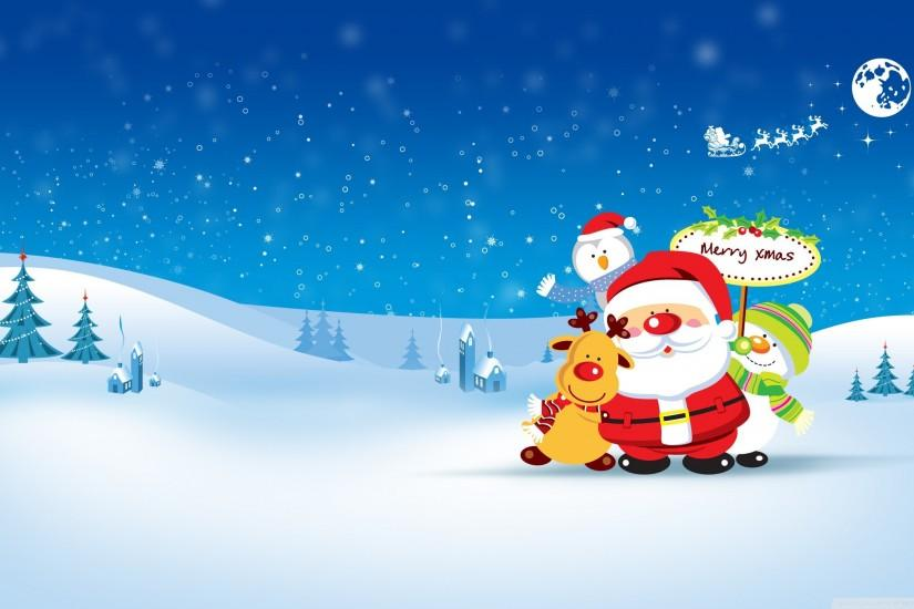 full size merry christmas wallpaper 2560x1440