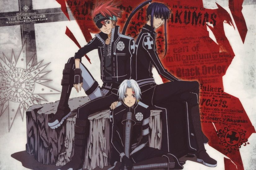 pic new posts: Wallpaper D Gray Man Lavi