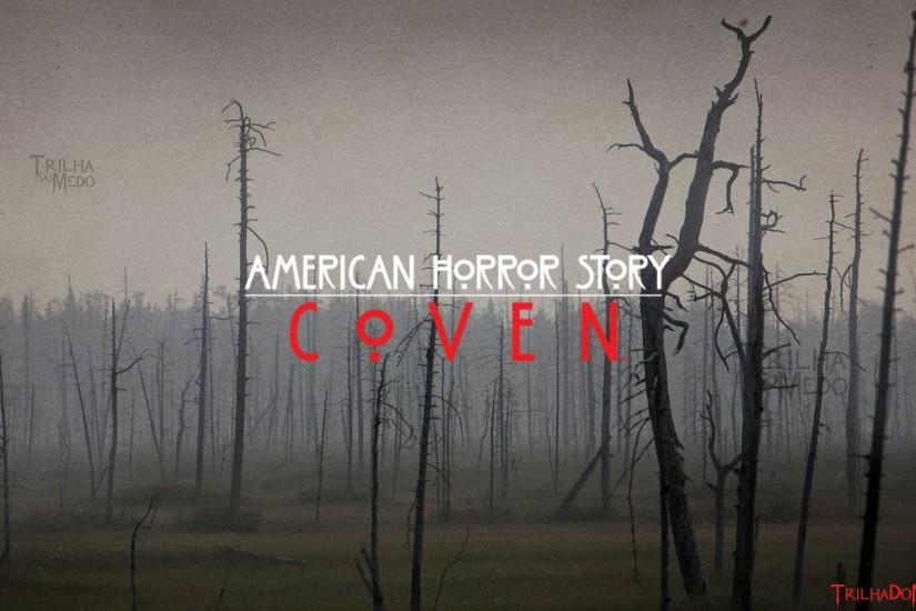 American Horror Story Coven Wallpaper American horror story: