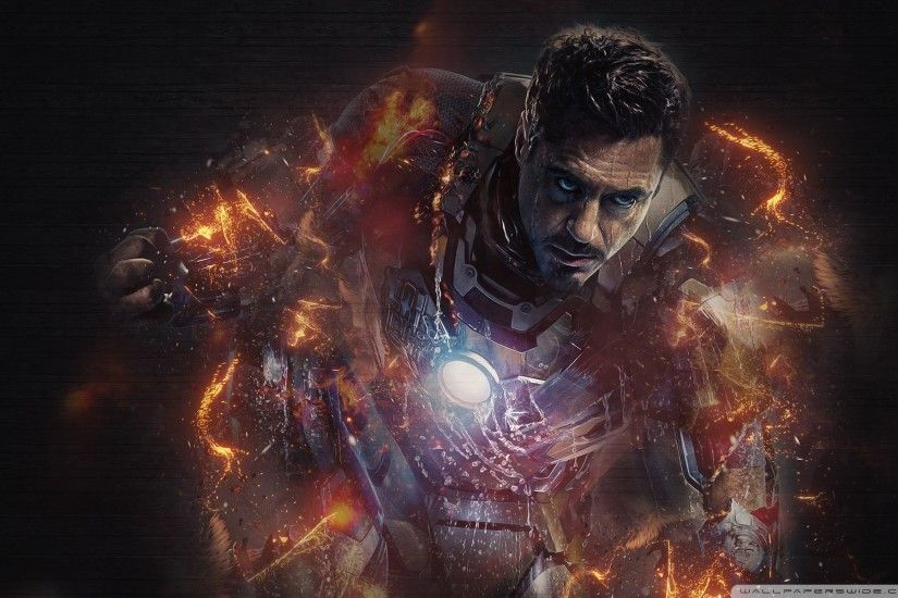 Iron Man 3 HD Wallpapers (High Resolution) ...
