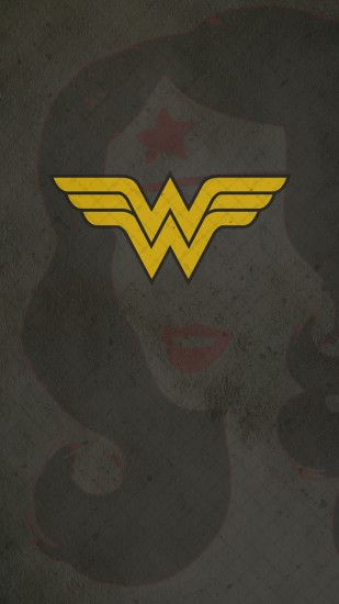 Wonder Woman 02 - iPhone 6 Plus · Wonder Woman LogoCellphone WallpaperDetective  ...