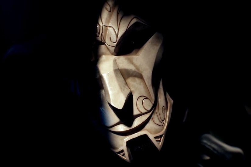 8 Jhin (League of Legends) HD Wallpapers | Backgrounds - Wallpaper Abyss