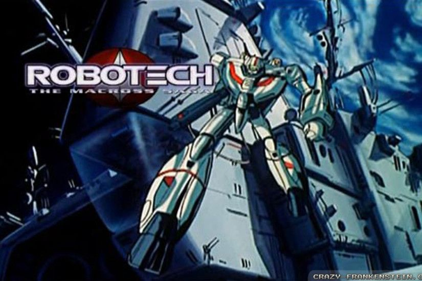 HDQ Cover Robotech Wallpapers | Background ID:3355411