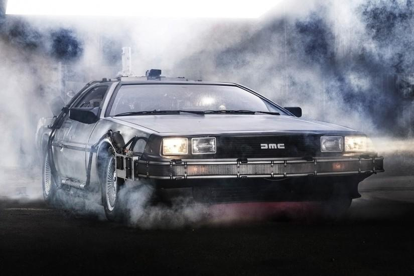 delorean dmc-12 back to the future time machine delorean back to the future  time
