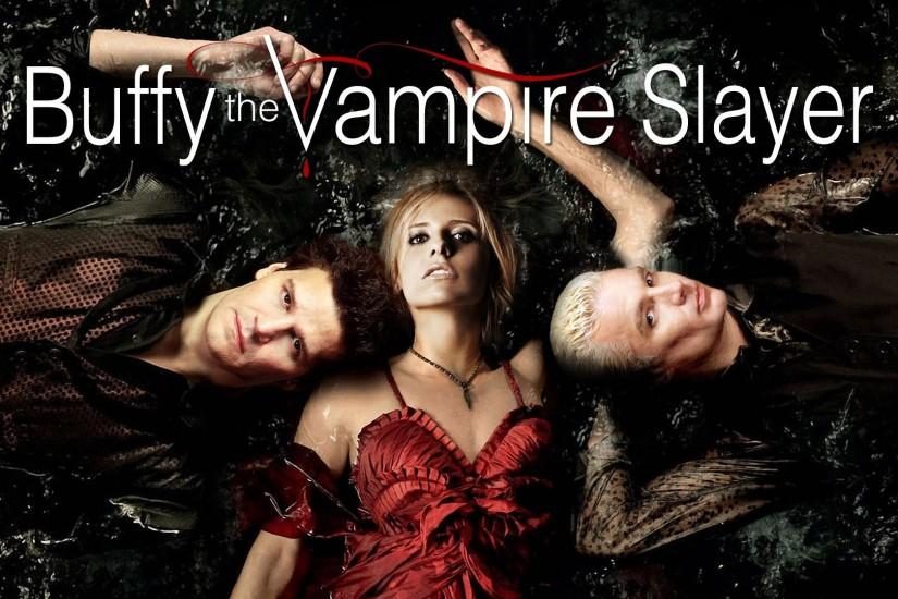 Buffy the Vampire Slayer Buffy Vampire Diaries 1080p Wallpaper