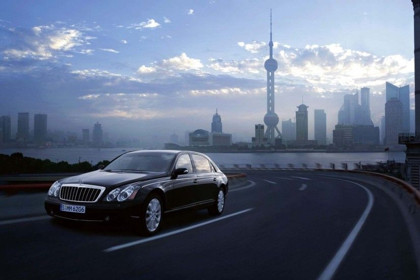 Cool Maybach Wallpaper