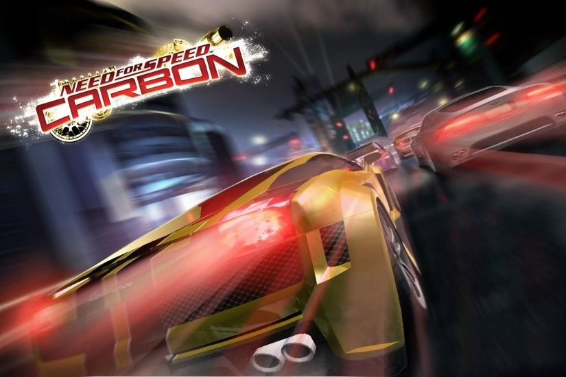 Video Game - Need for Speed: Carbon Wallpaper