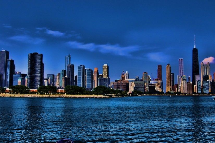 Man Made - Chicago Wallpaper