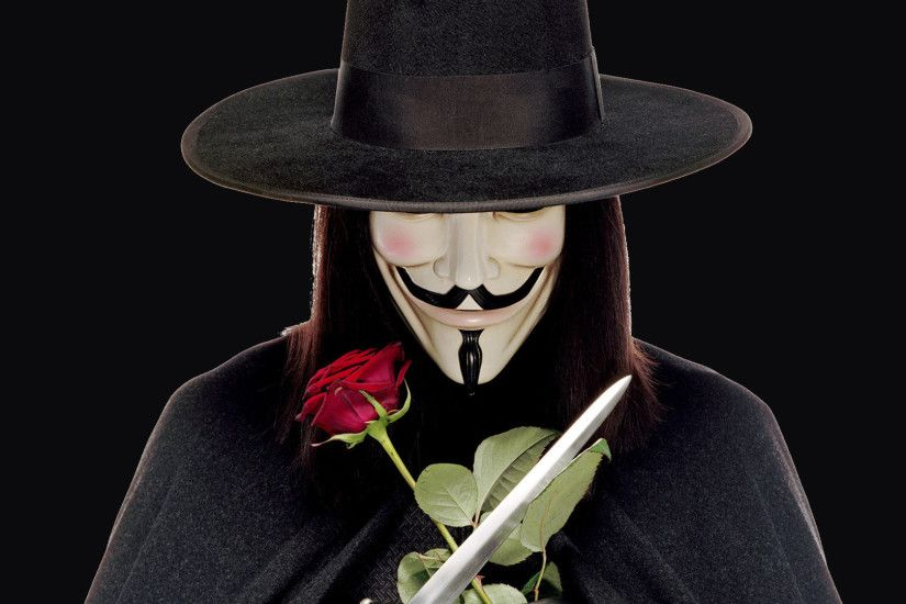 Movie - V For Vendetta Wallpaper