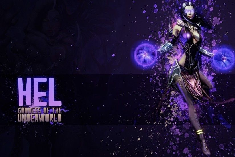 SMITE - All Gods Wallpaper (Serqet Edition) by Getsukeii on DeviantArt ...
