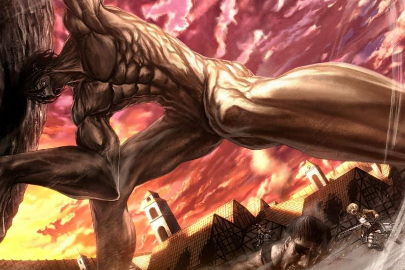 attack on titan wallpaper 1920x1080 free download