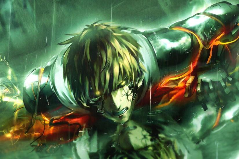 download one punch man wallpaper 1920x1080 x