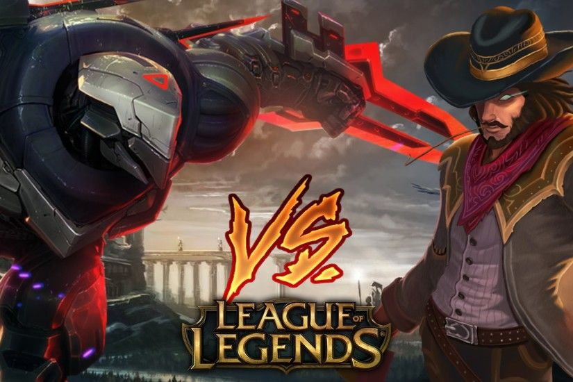 Project Zed vs High Noon Twisted Fate Full Game Commentary League of  Legends S5 - YouTube