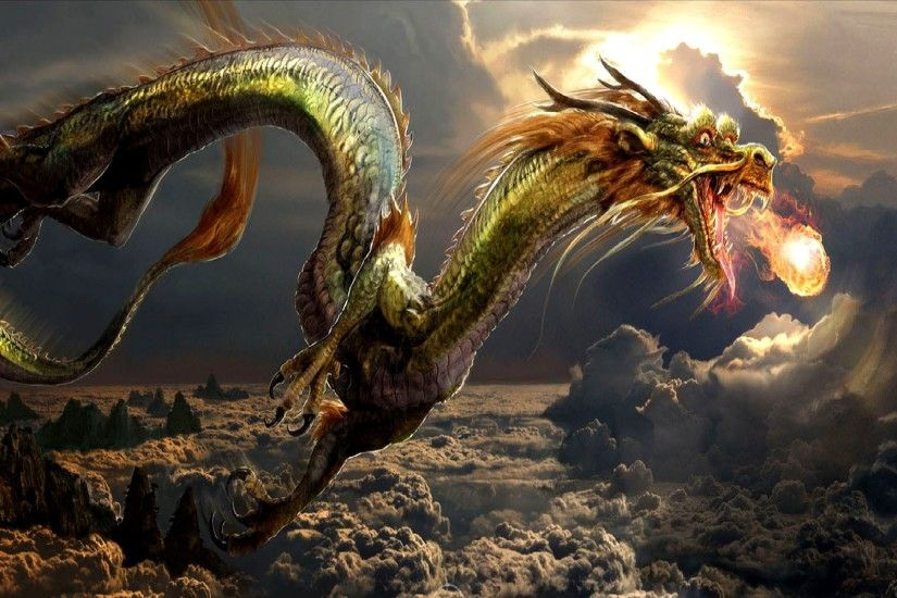 Dragon Wallpapers HD.