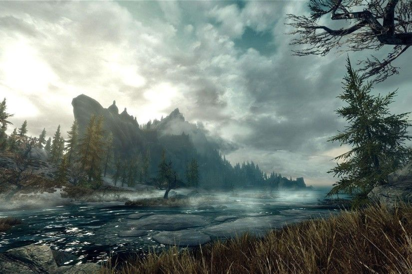 HD Picture Skyrim Wallpaper, HQ Backgrounds | HD wallpapers .