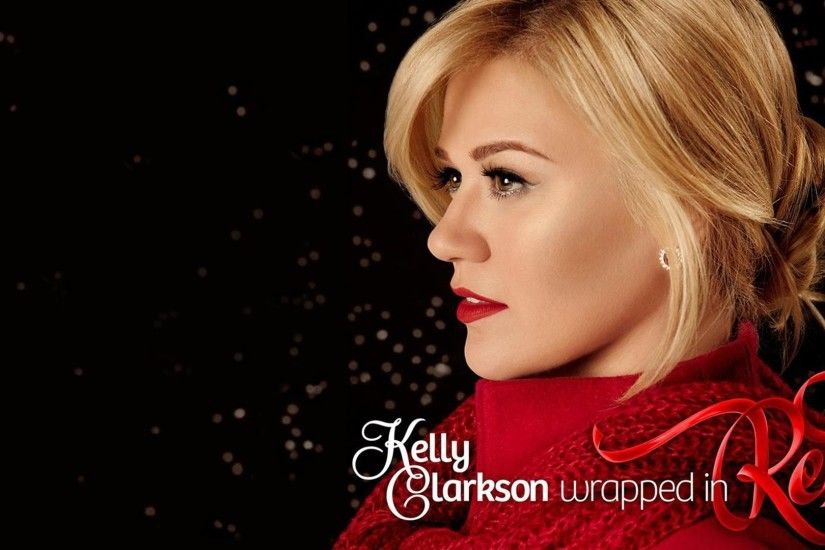 Behind The Scenes: WRAPPED IN RED album cover shoot. Kelly Clarkson