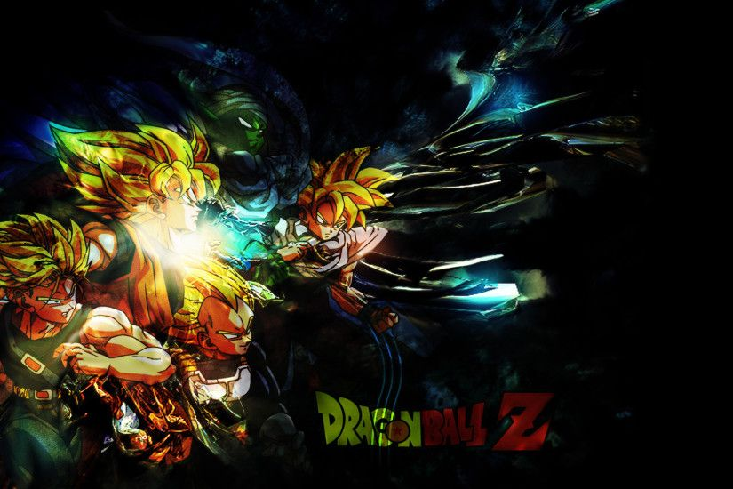 Best Anime Dragon Ball Z Desktop Backgrounds.