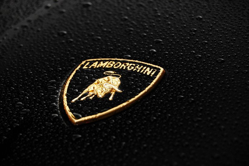Cool Lamborghini Logo Wallpaper