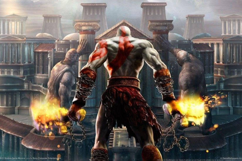 Images For > God Of War 4 Wallpaper 1920x1080