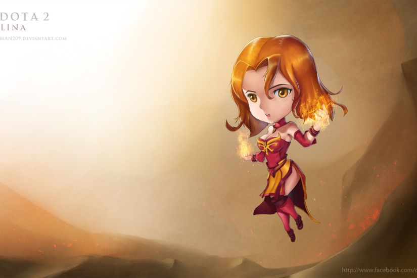 ... DotA-2-Chibi-Wallpaper-Full-HD-free-Download- ...