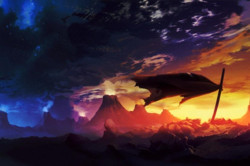 cool anime scenery wallpaper 1920x1080 for ipad