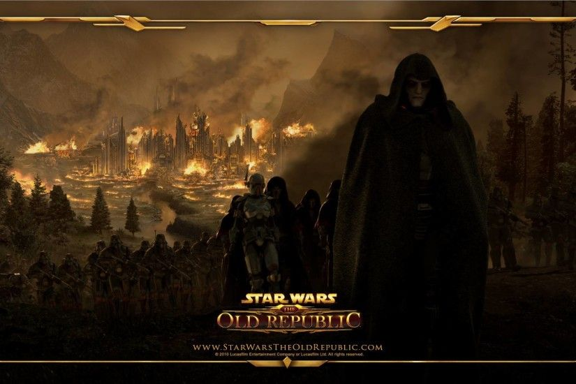 ... Star Wars: The Old Republic wallpaper 5 ...