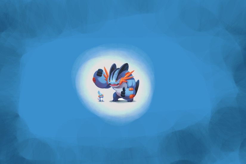 Mega ORASMega Swampert (1920x1080) Wallpaper ...