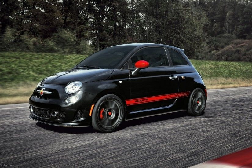 Fiat Abarth Turbo Awesome Fiat 500 Abarth 2012 Widescreen Exotic Car  Wallpapers 20