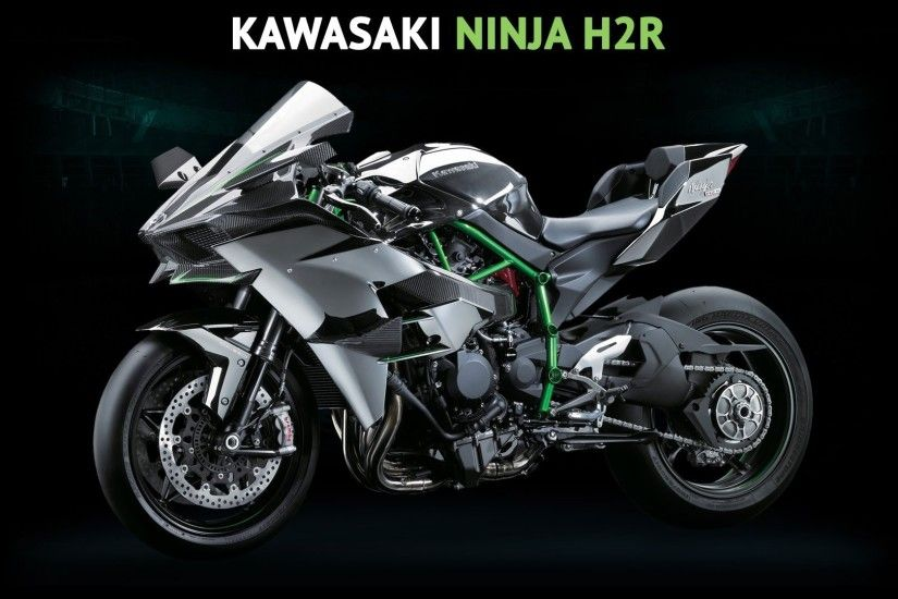 Kawasaki, Kawasaki ninja, Kawasaki Ninja H2R HD Wallpapers / Desktop and  Mobile Images & Photos