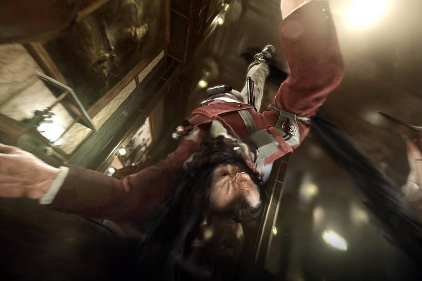 free dishonored 2 wallpaper 3200x1800 for mobile hd