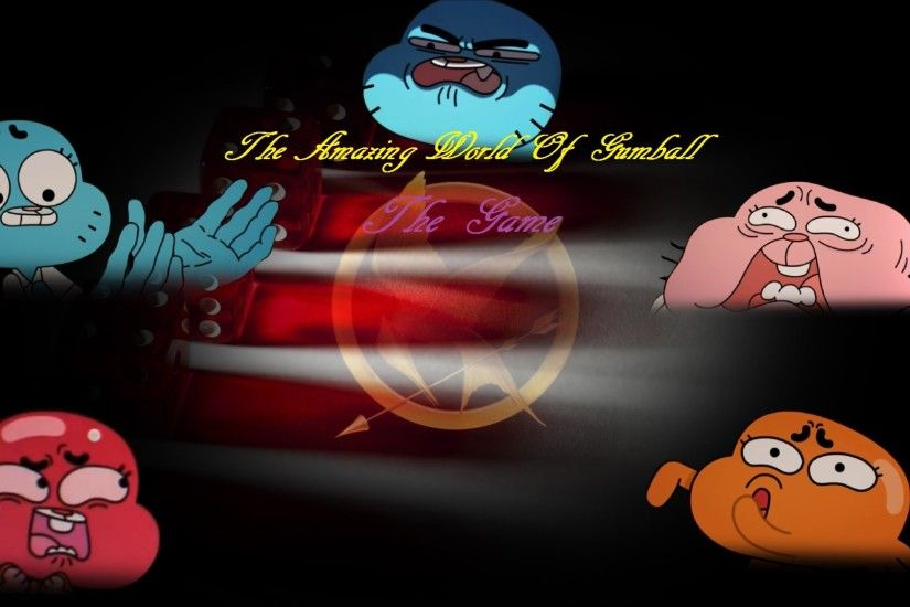 ... The Amazing World Of Gumball The Game Wallpaper by edisonyeejia
