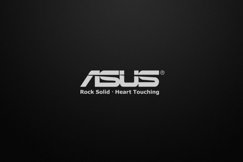 White, Rock Solid, Touching, Asus, Black, Heart 1920x1080 White ...