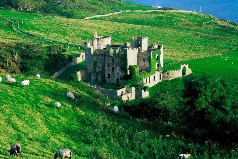 Clifden Castle Ireland Free Wallpapers | HD Wallpapers