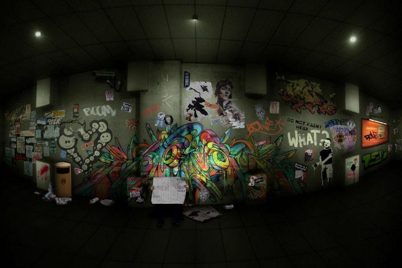Graffiti wall. Download Graffiti Wall HD wallpaper ...
