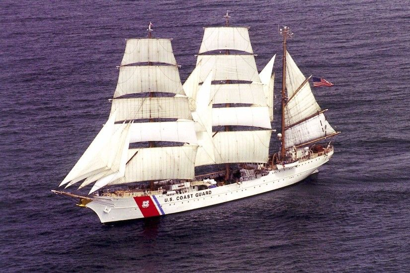 Coast Guard cutter Eagle arriving on July 4 | The Royal Gazette:Bermuda News