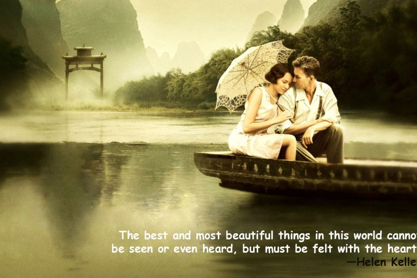 Cute Couple Wallpapers With Quotes For Android