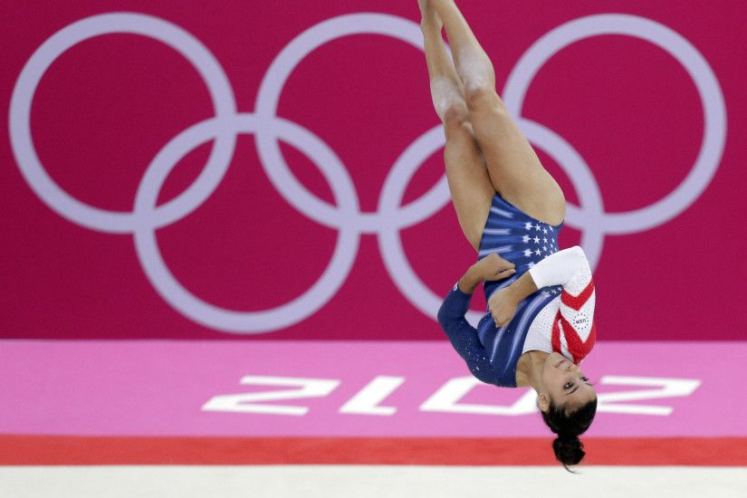 View Original Image. Aly Raisman Wallpaper -