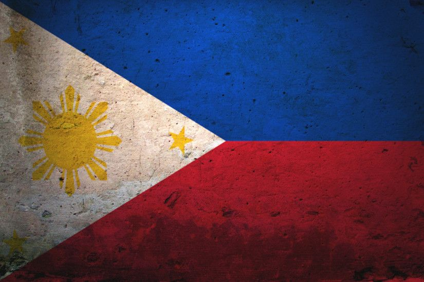 Misc - Flag Of The Philippines Philippine Flag Wallpaper