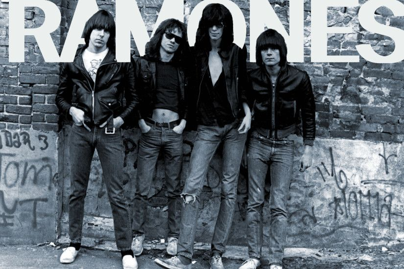 RockThe Ramones - The Ramones [2060 x 1158] (x-post /r/wallpapers) ...