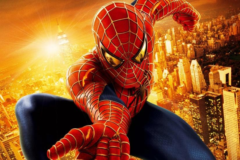 Spiderman wallpaper 1920x1080 (1) - hebus.org - High Definition .